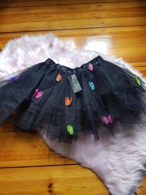 Dolls Kill Tulle Skirt black