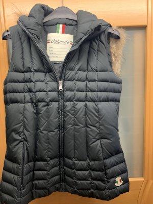 Dolomite Down Vest black