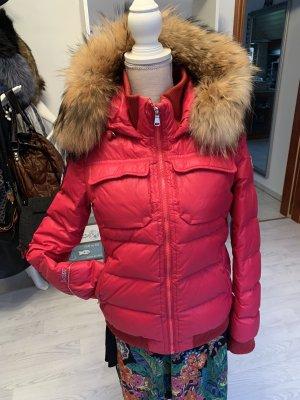 Dolomite Winter Jacke mit echt Pelz