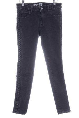 dolores High Waist Jeans schwarz