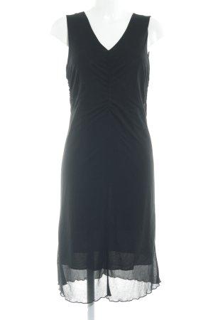 dolores Vestido de tubo negro elegante