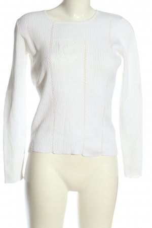 dolores Strickpullover weiß Casual-Look