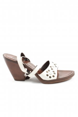 DOMINICI Riemchen-Sandaletten