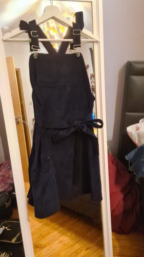 DominoKati Overgooier overall rok donkerblauw