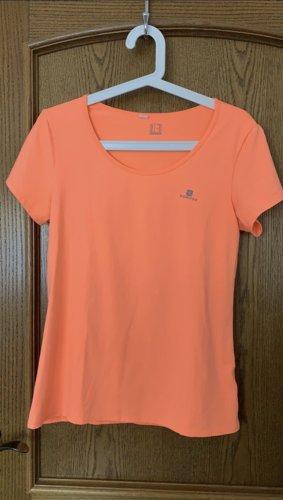 Domyos Basic Shirt orange