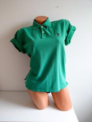 Donaldson Disney Mickey Mouse Poloshirt grün Gr. S