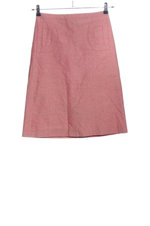 Donaldson High Waist Skirt pink casual look