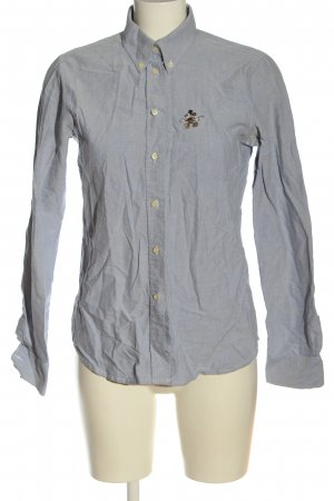 Donaldson Long Sleeve Shirt light grey casual look