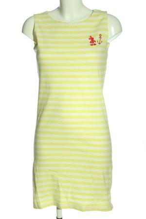 Donaldson Mini Dress primrose-white allover print casual look