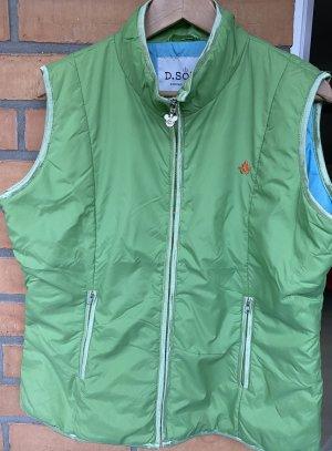 Donaldson Chaleco acolchado verde-azul claro Nailon