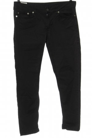 Dondup 7/8 Length Trousers black casual look