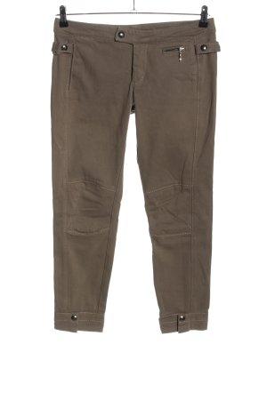 Dondup 7/8 Jeans hellgrau Casual-Look