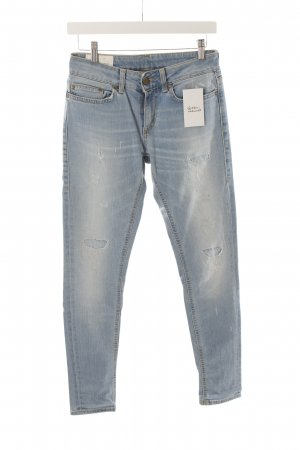 Dondup Boyfriend Jeans blue casual look