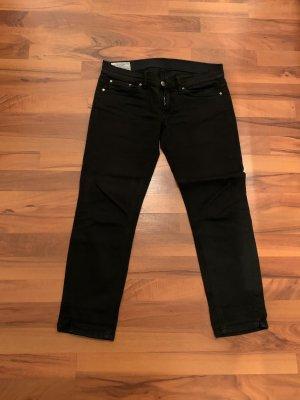 Dondup 3/4 Length Trousers black