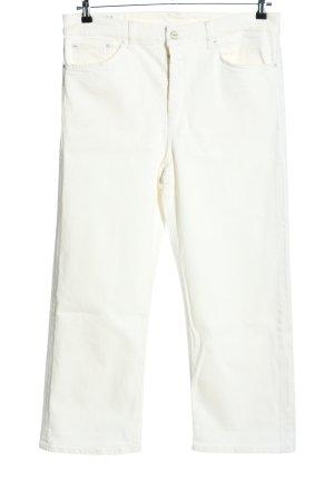 Dondup High Waist Jeans weiß Casual-Look
