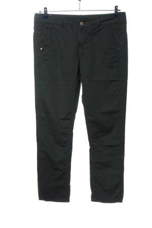 Dondup Low-Rise Trousers khaki casual look