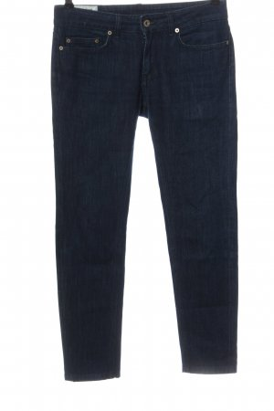 Dondup Low Rise Jeans blue casual look