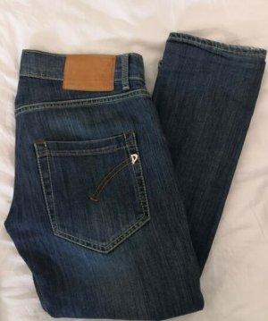 Dondup Low Rise Jeans dark blue-steel blue