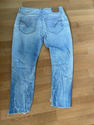 Dondup Boyfriend Jeans light blue