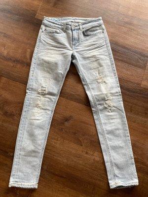 Dondup Slim Jeans pale blue