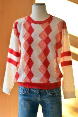 Dondup Crewneck Sweater multicolored wool