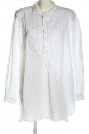 Dondup Long Blouse white business style