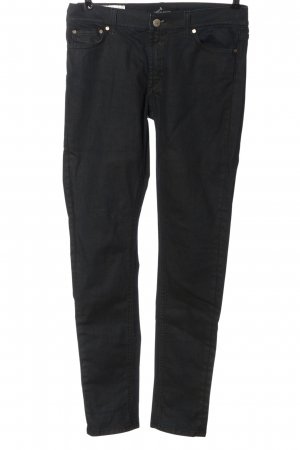 Dondup Tube Jeans black casual look