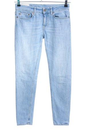 Dondup Skinny Jeans blau Casual-Look