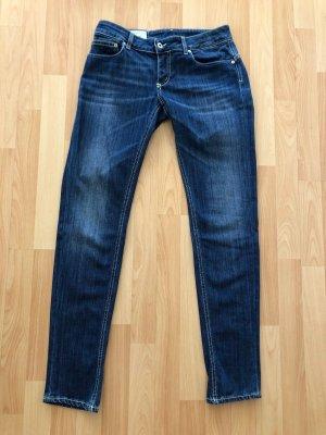 Dondup Skinny Jeans, Größe 28, blau