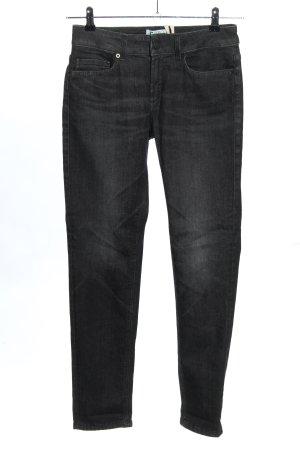 Dondup Slim Jeans hellgrau Casual-Look