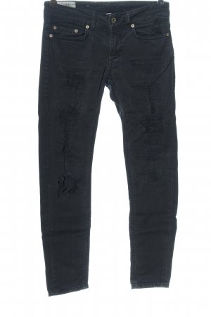 Dondup Slim Jeans blue casual look