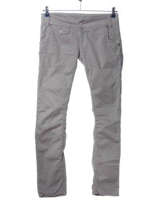 Dondup Jersey Pants light grey casual look