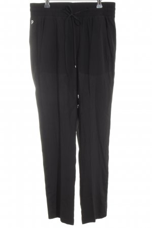 Dondup Stoffhose schwarz Casual-Look