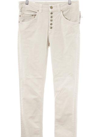Dondup Straight-Leg Jeans hellbeige Casual-Look