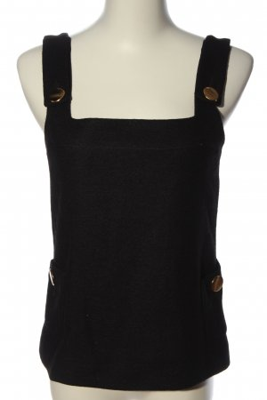 Dondup Strappy Top black casual look