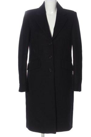 Dondup Wool Coat black casual look