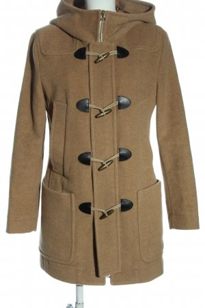 Dondup Wool Coat brown casual look