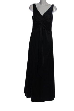 Donna Abendkleid schwarz Elegant