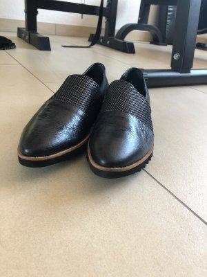 Donna Carolina Zapatos formales sin cordones negro