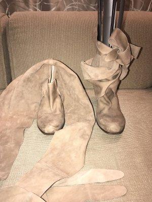 Donna Carolina Stiefel Wickelboots Boots 41