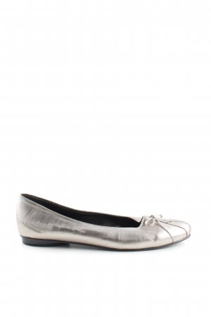 Donna Christina Lackballerinas silberfarben Casual-Look