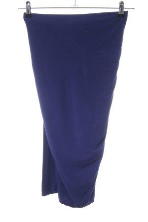 Donna Karan Bleistiftrock dunkelblau klassischer Stil