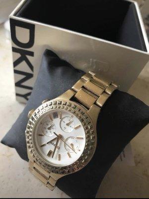 Donna Karan Damen Uhr Neu mit Geschenk Box