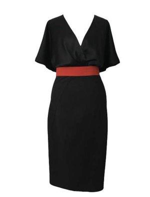 Donna Karan New York Kleid mit Gürtel