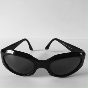 DONNA KARAN Sunglasses DKS 166 in schwarz