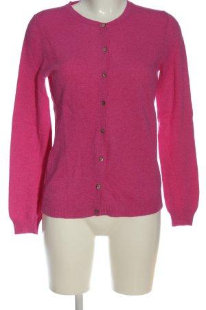 Donna Lane Cardigan pink casual look