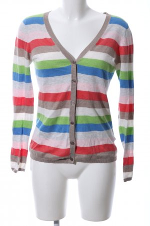 Donna Lane Cardigan striped pattern casual look