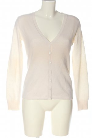 Donna Lane Cardigan natural white casual look
