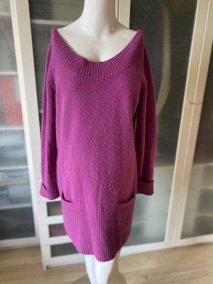 Donna Lane Knitted Dress violet