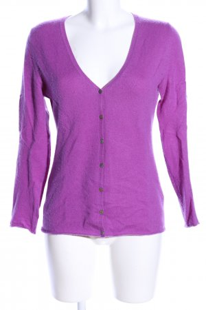 Donna Lane Cashmere Jumper lilac casual look